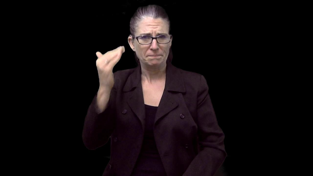 American Sign Language (ASL) COVID-19 Self Observation Video Thumbnail